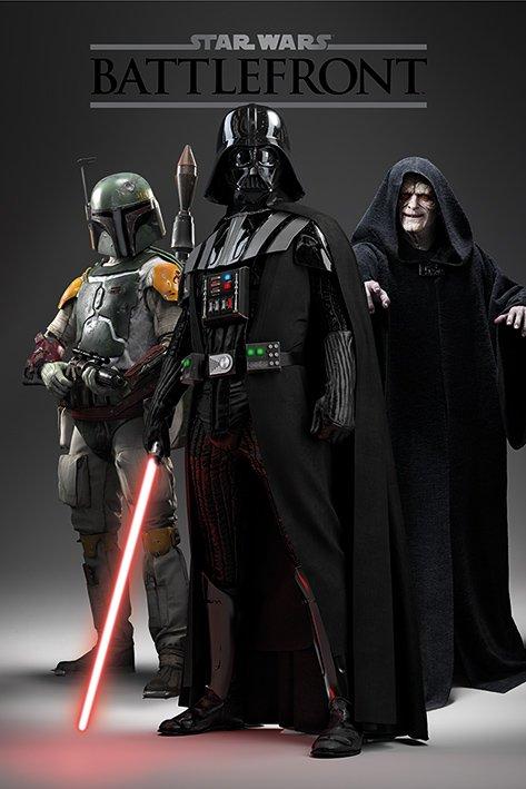 Star Wars - Battlefront - Dark Side