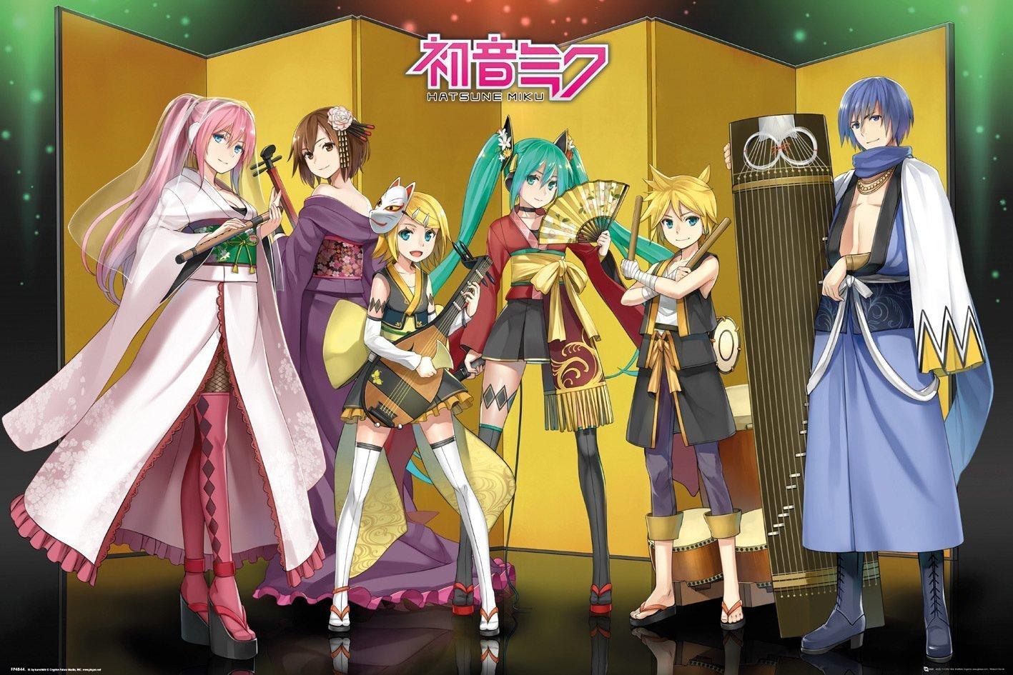 Hatsune Miku - Kuroshishi Unit