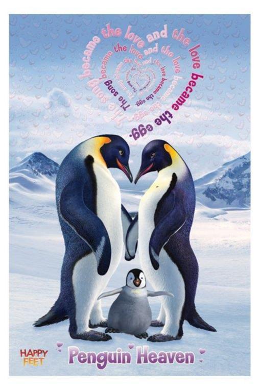 Happy Feet - Penguin Heaven