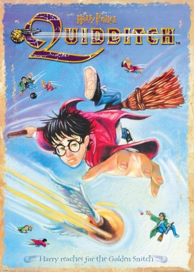 Harry Potter - Quidditch