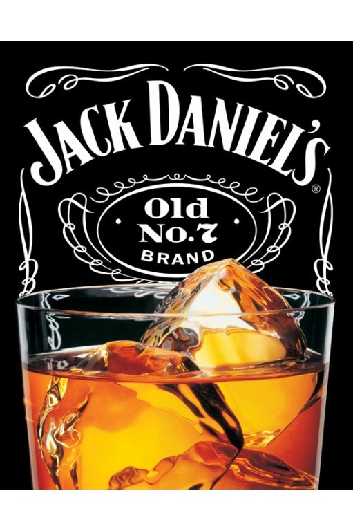Jack Daniels - On the Rocks