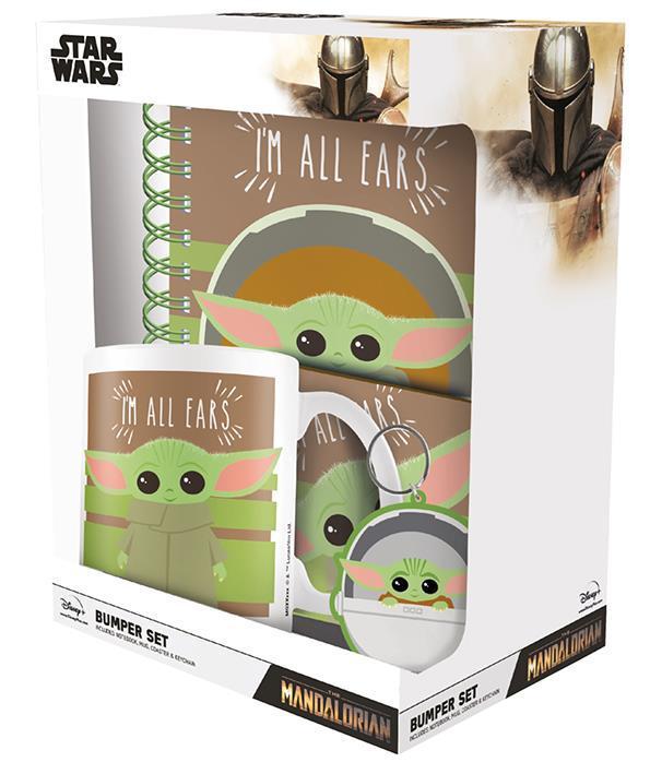 Gift set - Presentförpackning - Star Wars: The Mandalorian (I'm All Ears)
