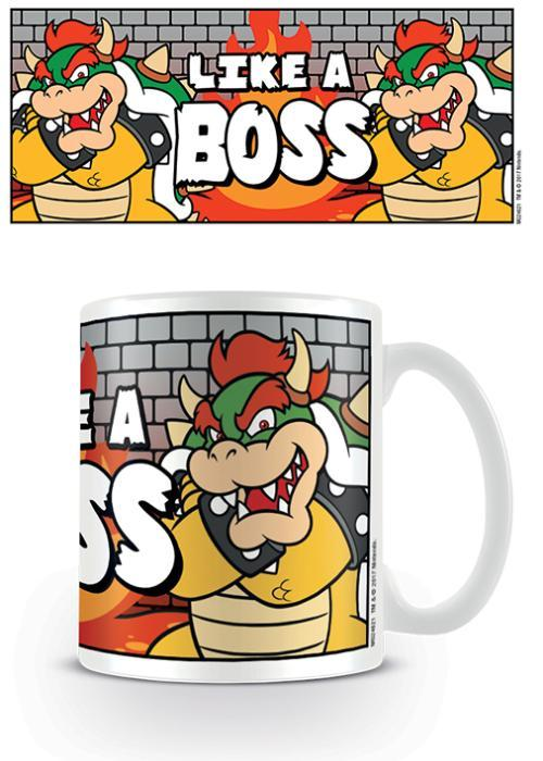 Super Mario (Like A Boss) - Mugg