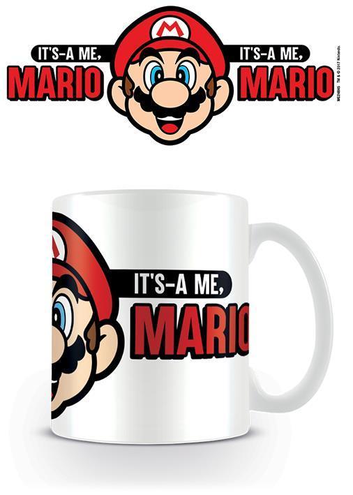 Super Mario (Its A Me Mario) - Mugg