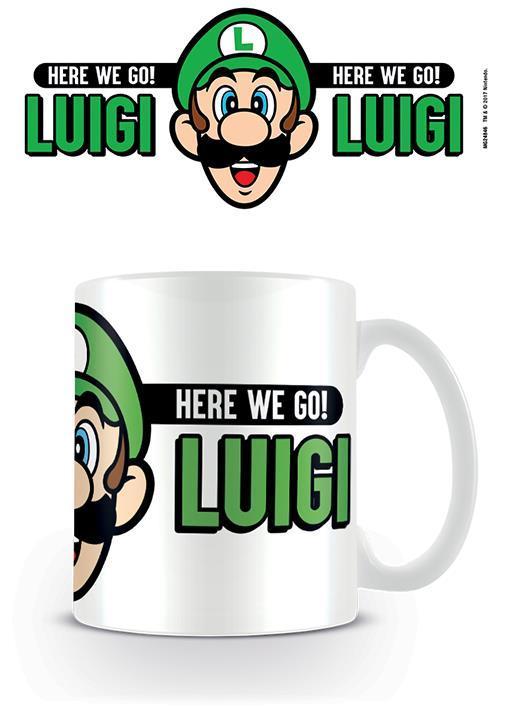 Super Mario (Here We Go Luigi) - Mugg