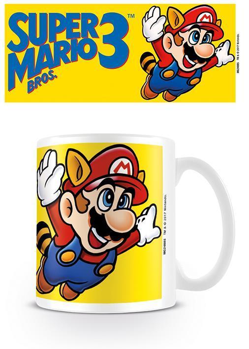 Super Mario (Super Mario Bros 3) - Mugg