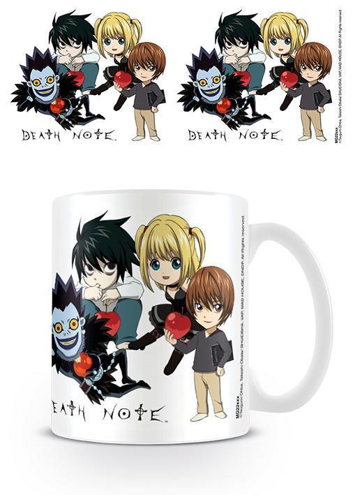 Death Note (Chibi) - Mugg