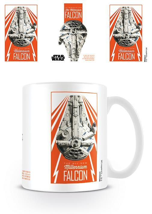 Solo: A Star Wars Story (The All New Millennium Falcon) - Mugg