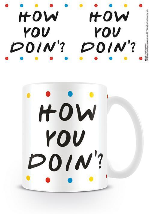 Friends (How you Doin' - Dots) - Mugg