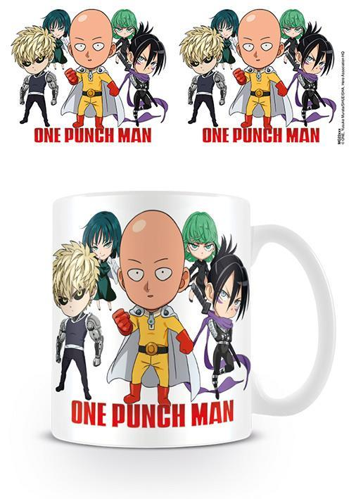 One Punch Man (Chibi) - Mugg