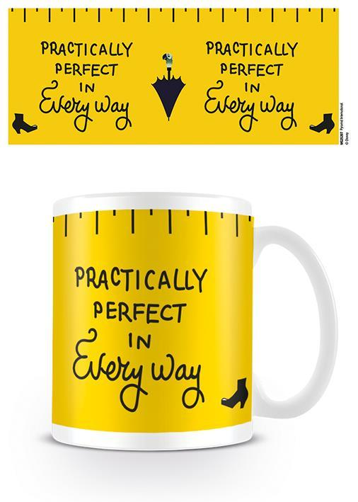 Mary Poppins (Practically Perfect) - Mugg