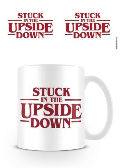Stranger Things (Stuck In The Upside Down) - Mugg