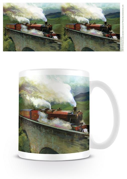 Harry Potter (Hogwarts Express Landscape) - Mugg