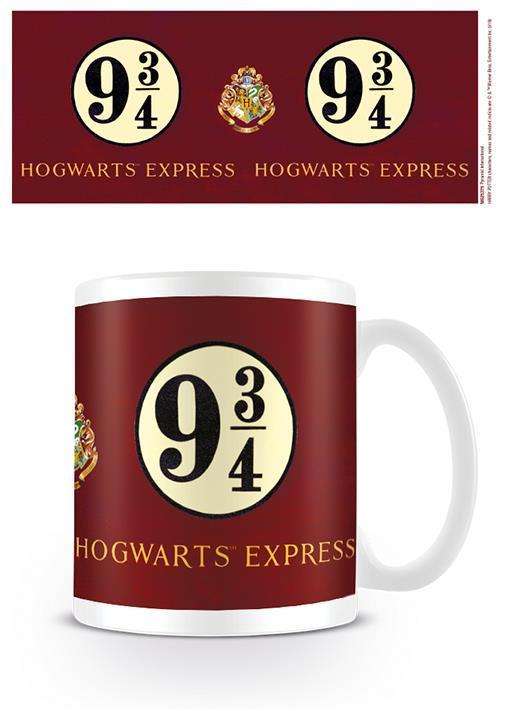Harry Potter (Platform 9 3/4) - Mugg