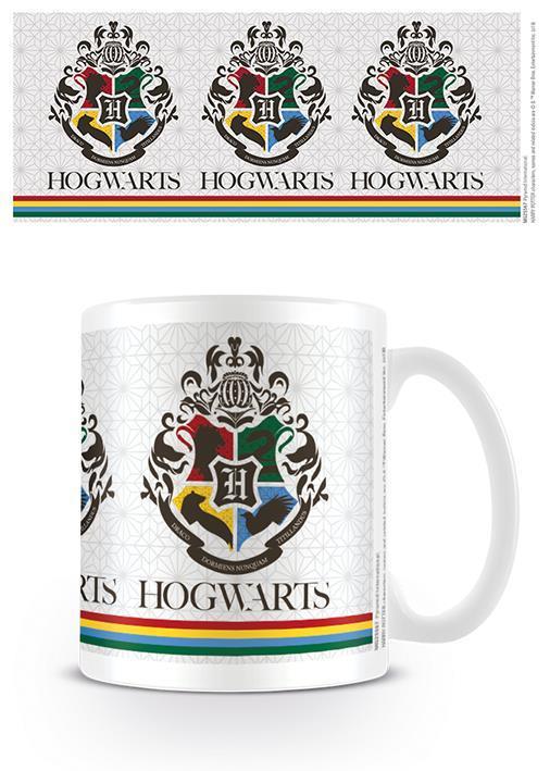 Harry Potter (Hogwarts Stripe) - Mugg
