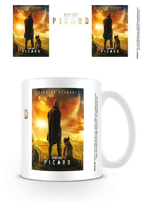 Star Trek Picard (Picard Number One) - Mugg