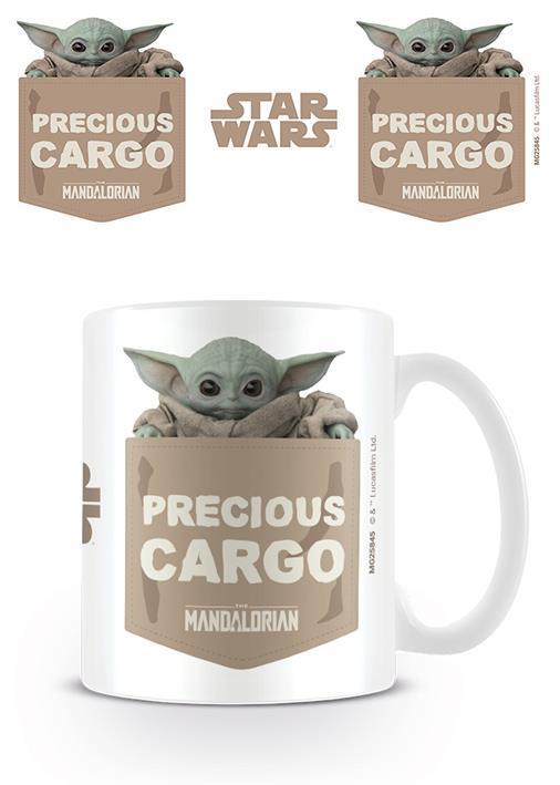 Star Wars: The Mandalorian (Precious Cargo) - Mugg