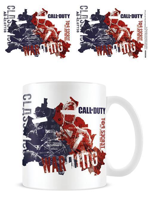 Call of Duty: Black Ops Cold War (Warning) - Mugg