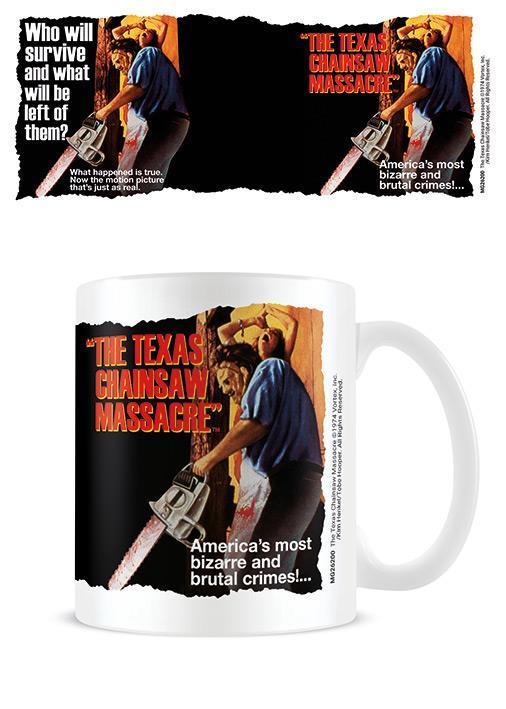 Texas Chainsaw Massacre (Brutal) - Mugg