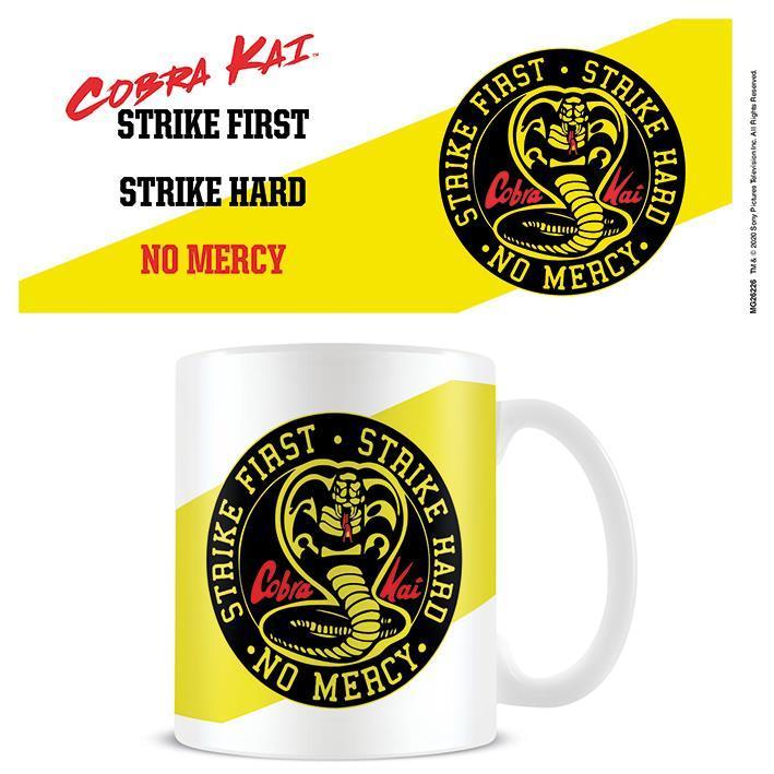Cobra Kai (No Mercy) - Mugg