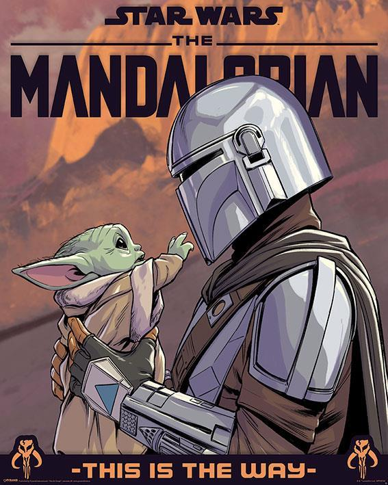 Star Wars: The Mandalorian (Hello Little One)