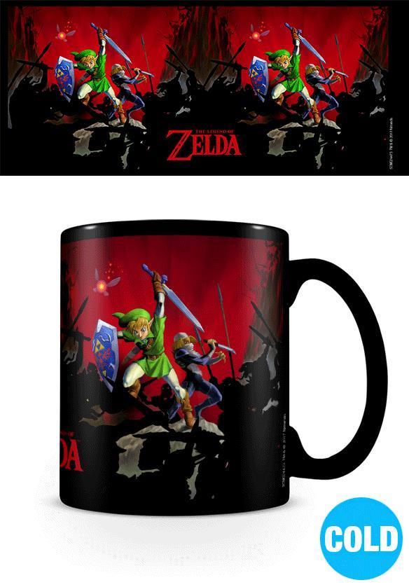 The Legend Of Zelda (Battle) - Mugg