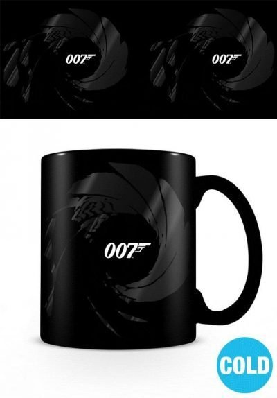 James Bond (Gunbarrel) Matte - Mugg