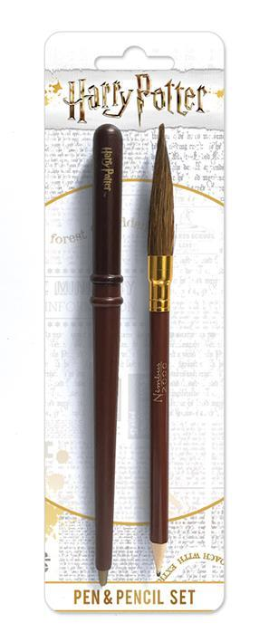 Pennor - Harry Potter (Wand & Broom)