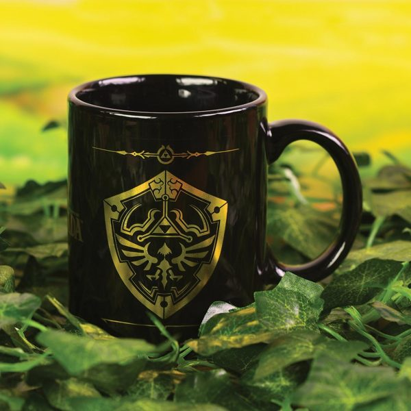 The Legend Of Zelda (Hylian Shield) - Mugg