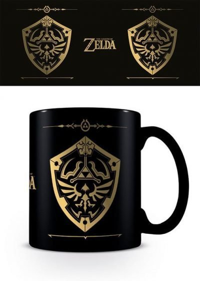 The Legend Of Zelda (Hylian Shield) - Mugg