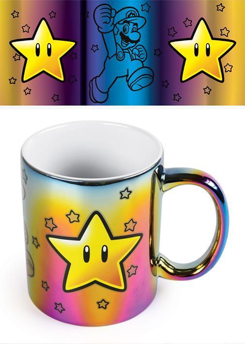 Super Mario (Star Power) - Mugg
