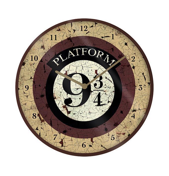 Klocka - Harry Potter (Platform 9 3/4)