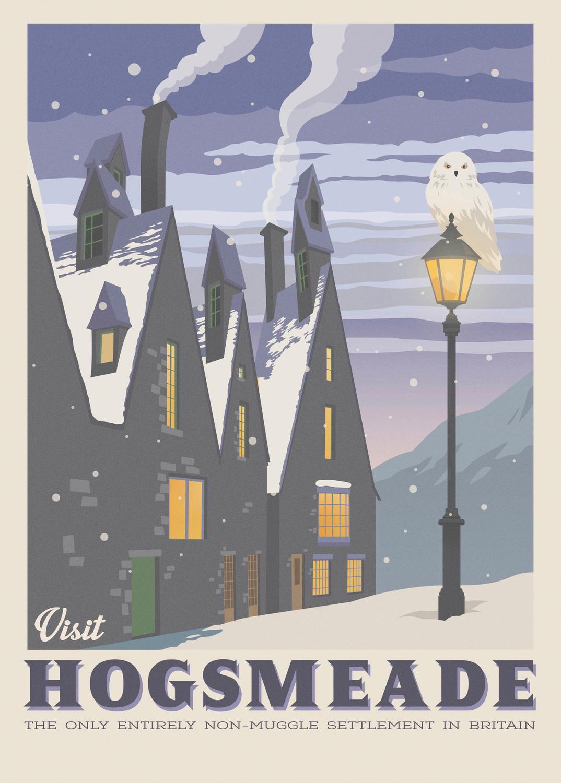Harry Potter - Visit Hogsmeade
