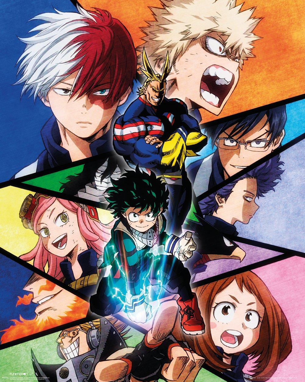 My Hero Academia - Group