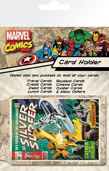 Korthållare - The Silver Surfer - Marvel