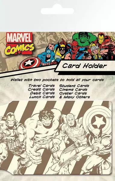 Korthållare - Sepia - Marvel