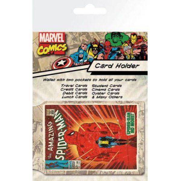 Korthållare - Spiderman - Marvel