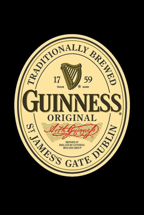 Guinness - Label