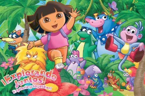 Dora - Utforskaren