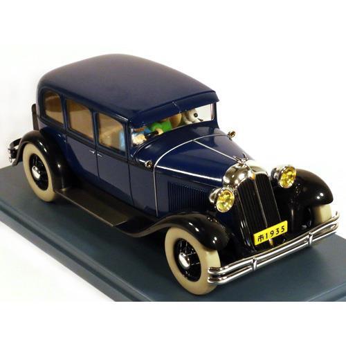 Tintin - 1:24 Modellbil #15 - Chrysler Imperial