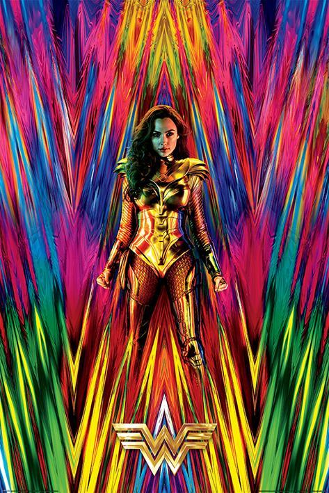 Wonder Woman 1984 (Neon Static)