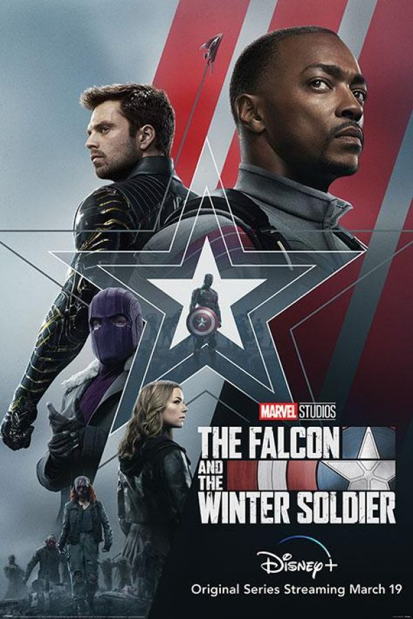The Falcon and the Winter Soldier (Stars and Stripes)