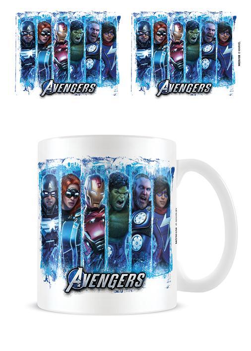 Avengers Gamerverse (Heroes) - Mugg