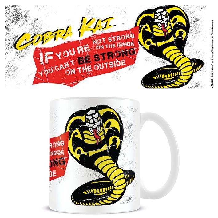 Cobra Kai (Strong) - Mugg