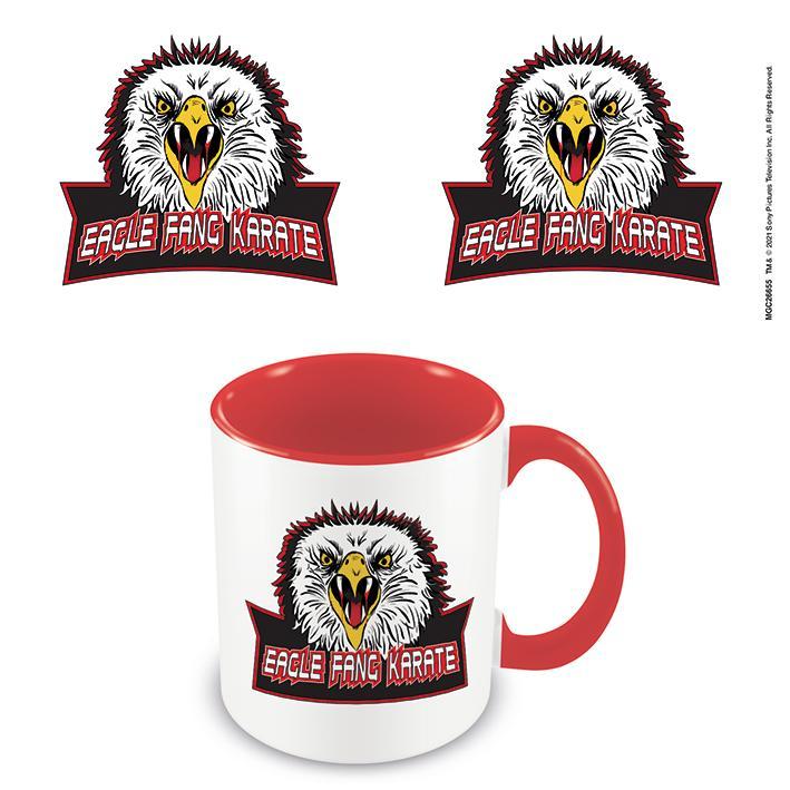 Cobra Kai (Eagle Fang Karate) Red - Mugg