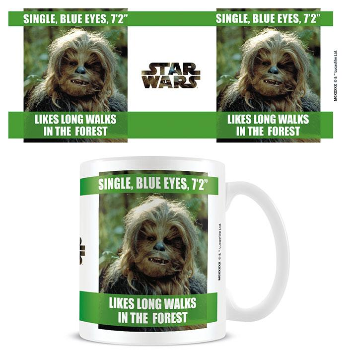 Star Wars (Long Walks in the Forest) - Mugg