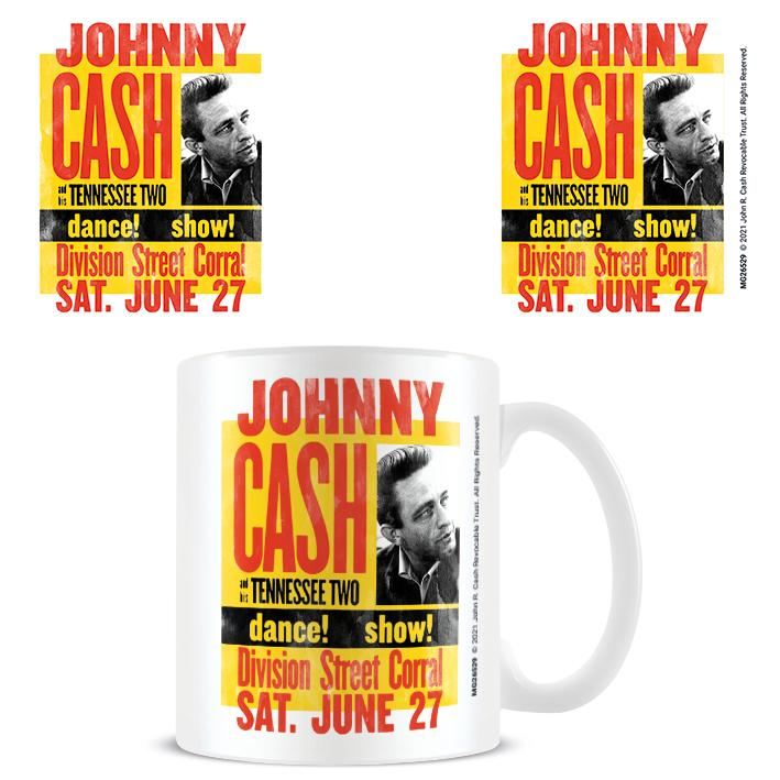Johnny Cash (Division Street Corral) - Mugg
