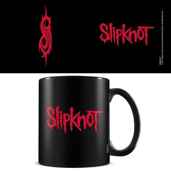 Slipknot (Knot Logo) Black - Mugg