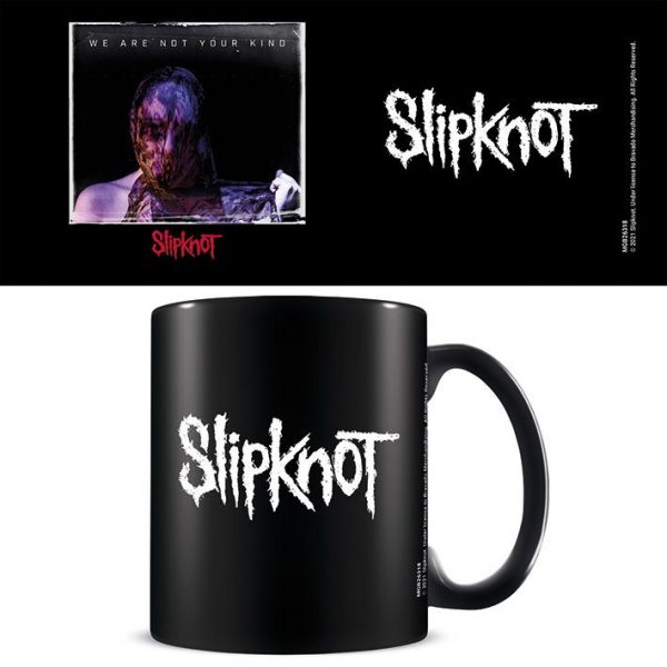 Slipknot (We Are Not Your Kind) Black - Mugg