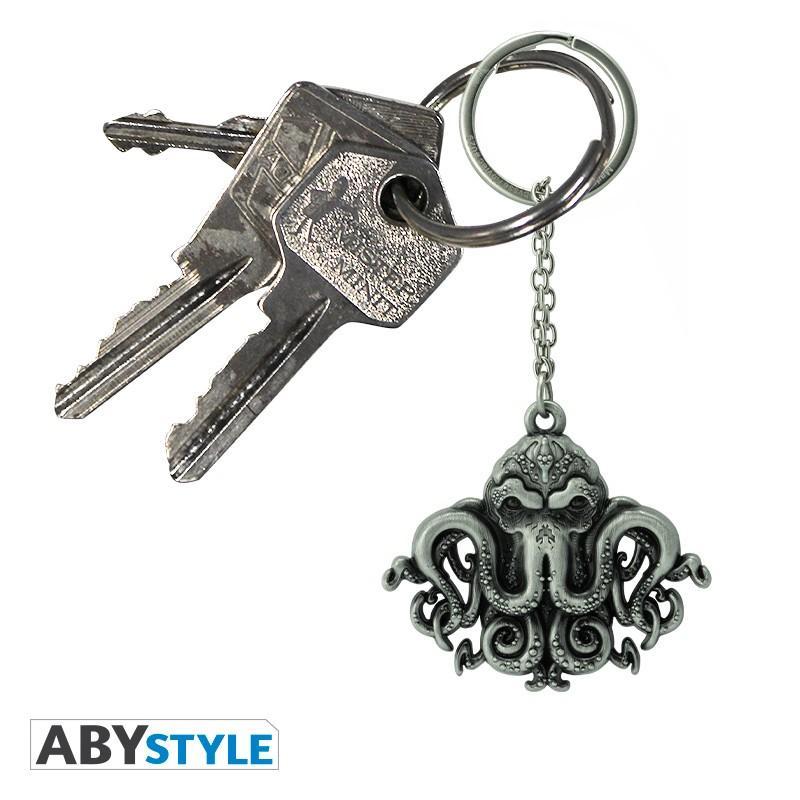 Nyckelring - Cthulhu